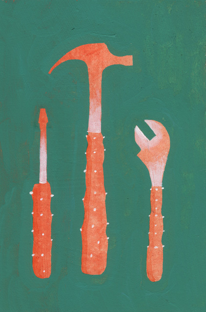 , 'Crab Tools # 2,' 2015, Court Tree Collective