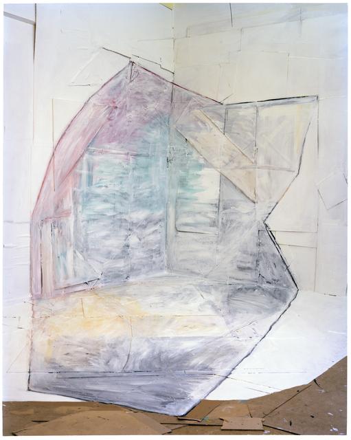 , 'Stage 18 (erased),' 2013, Galerie Bart