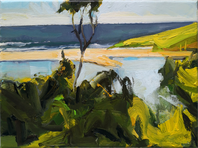 , 'Bermagui,' 2019, James Makin Gallery