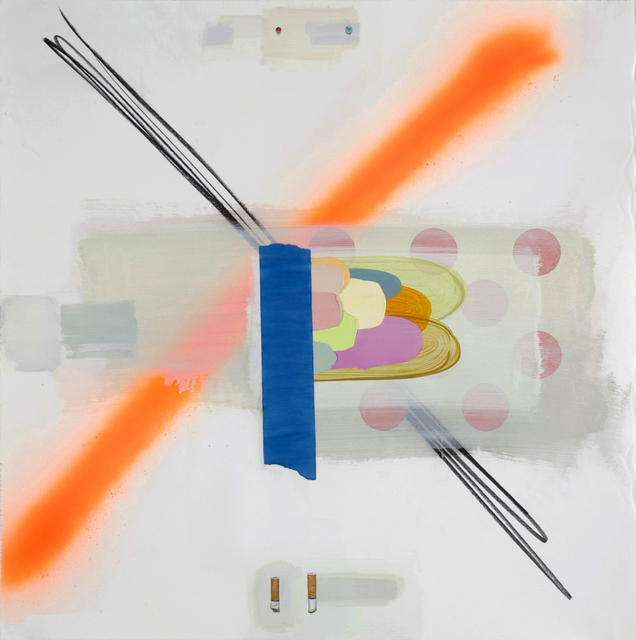, 'Painter 13d,' 2013, HATHAWAY | Contemporary Gallery