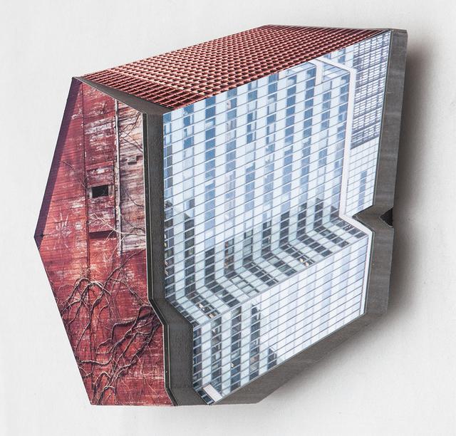 Krista Svalbonas, 'Migrator 10', 2017, Specto Art Space