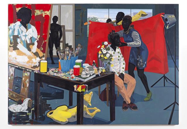 , 'Untitled (Studio),' 2014, MCA Chicago