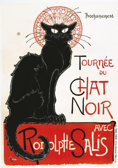 , 'Tournée du Chat Noir ,' 1896, Montreal Museum of Fine Arts