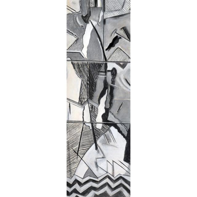 , 'Jacob's Ladder,' 2015, Carter Burden Gallery
