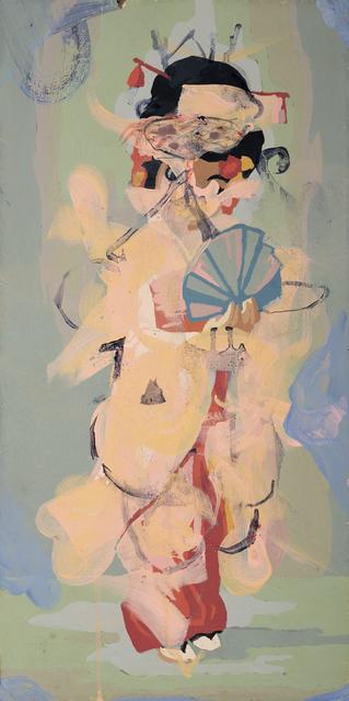 , 'Geisha Girl,' 2016, Paul Fisher Gallery