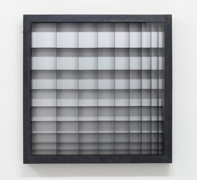 , 'Struttura n.918,' 1968, Galleria Massimo Minini