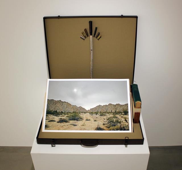 , 'El Camino Box,' 2016, Lisa Sette Gallery