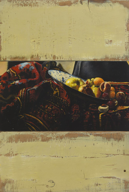 , 'Excavation 0115 ( Vermeer -1659),' 2015, Peter Robertson Gallery