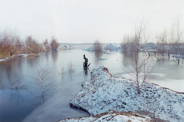 , 'Abraum #6,' 2014, Galerie Kleindienst