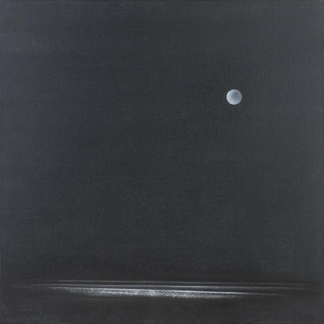 , 'Moon over the Lagoon,' 2018, Galerie Kovacek & Zetter
