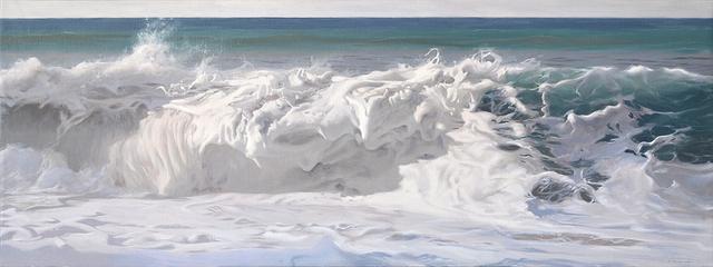 , 'White wave,' , GALERIA JORDI BARNADAS