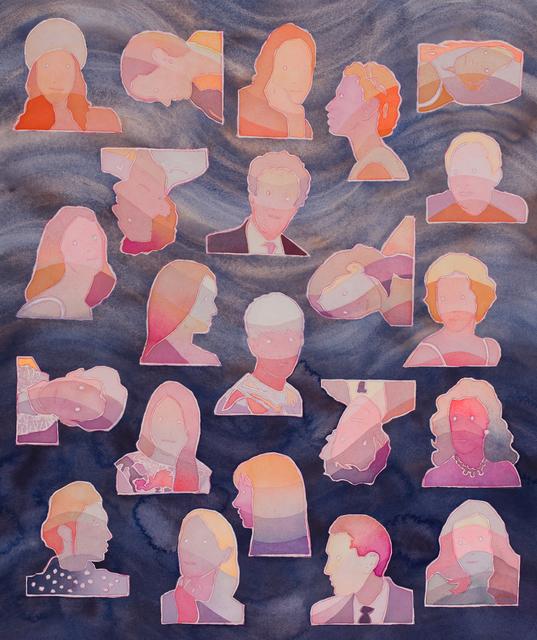 , 'Wave pool,' 2019, Russo Lee Gallery