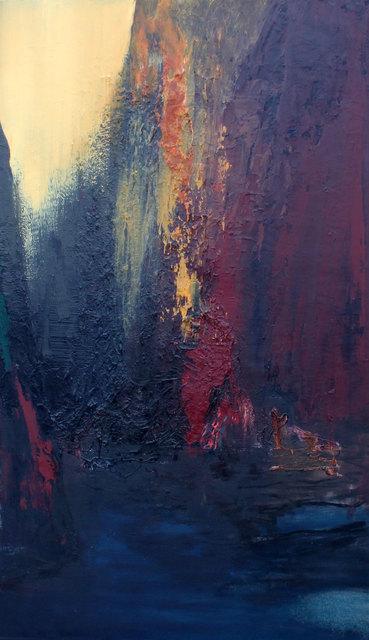 , 'Deep Pool,' 2014, Albemarle Gallery | Pontone Gallery