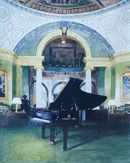, 'Steinway Hall,' 2014, Gallery Henoch