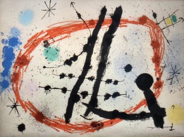 Joan Miró, 'Cercle Rompu', 1964, Fine Art Acquisitions