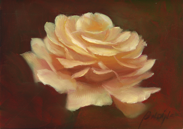 , 'A Rose,' 2019, The Galleries at Salmagundi