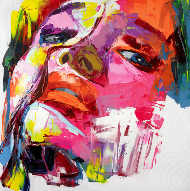 Françoise Nielly, 'Chérie', 2018, art&emotion Fine Art Gallery