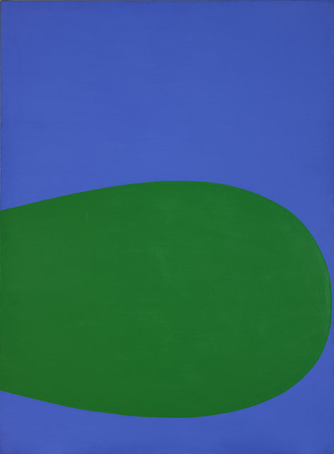 , 'Blue-Green,' 1961, Leeum, Samsung Museum of Art