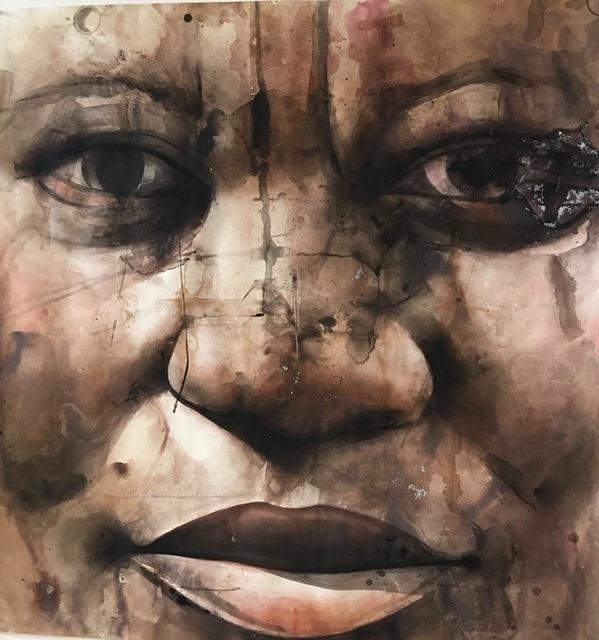 , 'Neighbor,' 2017, Andra Norris Gallery