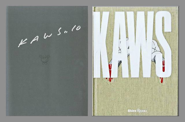 KAWS, 'KAWS - Hand Signed Monograph', 2010, Alpha 137 Gallery