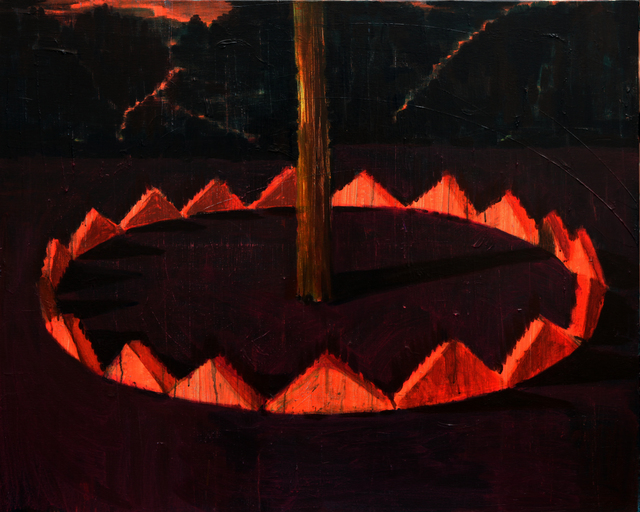 , 'Sliced Beam of Light 切削的光芒,' 2015, Asia Art Center