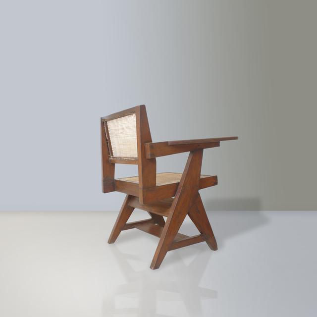 Pierre Jeanneret, 'PJ-SI-26-A', ca. 1960, Design/Decorative Art, Teak / cane, P! Galerie