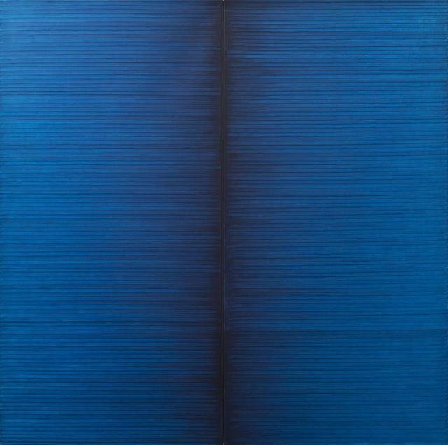 , 'Radical Writings, Schrift-Atem-Bild, 8-6-92,' 1992, Alison Jacques Gallery