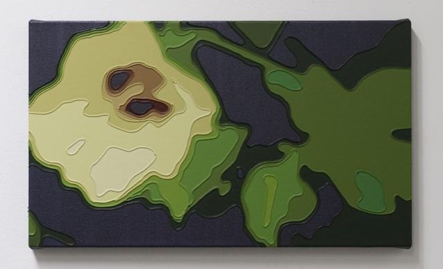 Taro Morimoto, 'coton', 2019, Painting, Acrylic on canvas, GALLERY TAGA 2