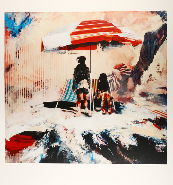 Ian Francis, 'Two People Go On Holiday Forever', 2012, Chiswick Auctions
