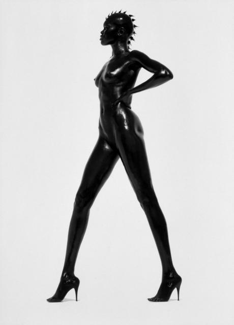 , 'Alek Wek, Los Angeles,' 1998, Fahey/Klein Gallery