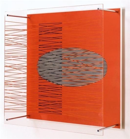 , 'Oval in the red (Ovalo en el rojo) ,' 1979, RGR+ART
