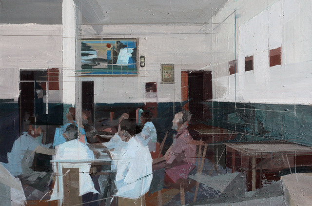 , '010,' 2015, Asia Scene Artspace