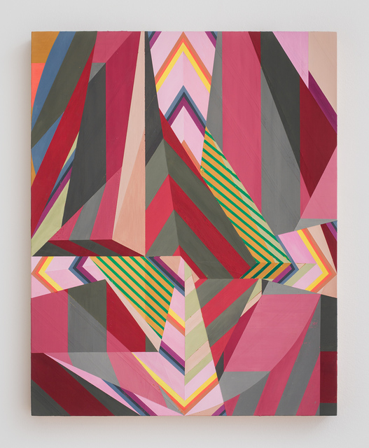 , 'Lisk,' 2014, Rachel Uffner Gallery