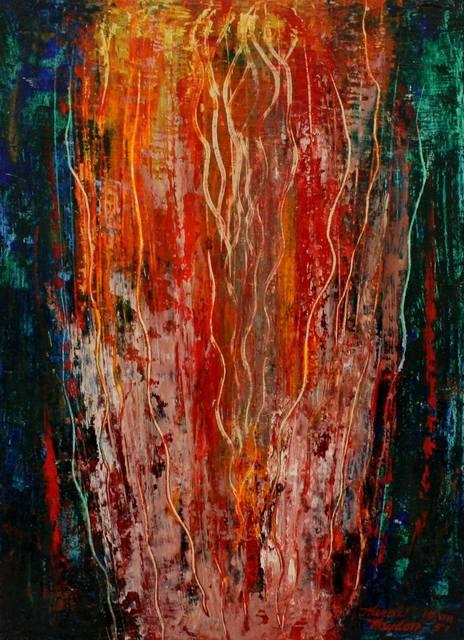 , 'Untitled (Fire),' 1951, Richard Norton Gallery