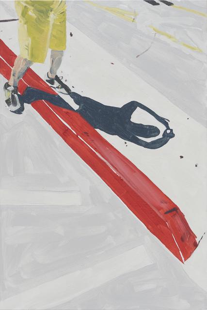 , 'Visitor,' 2016, Philipp von Rosen Galerie