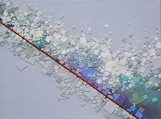 Tomo Mori, 'Red String 2', 2019, UGallery