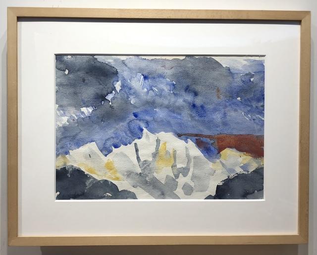 , 'Mountain Rhythm 8,' 2000, Woodward Gallery