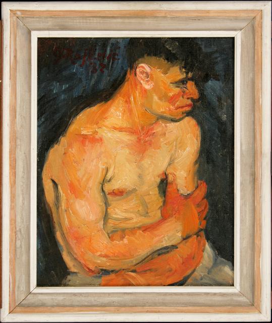 , 'Working Man,' 1932, Museum of Modern Art Dubrovnik