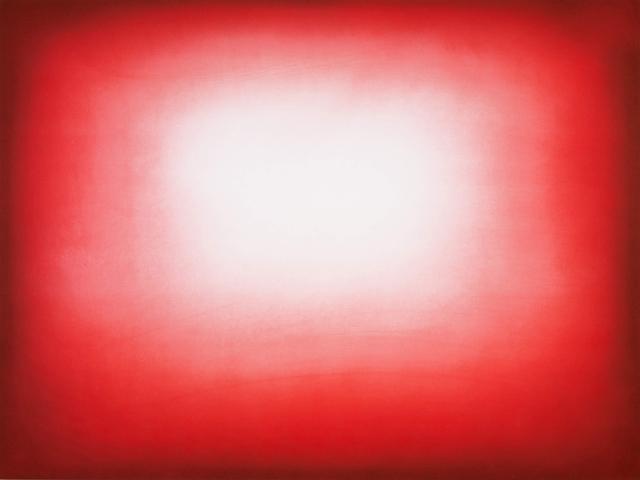 , 'Red Shadow 4,' 2016, Galería La Caja Negra