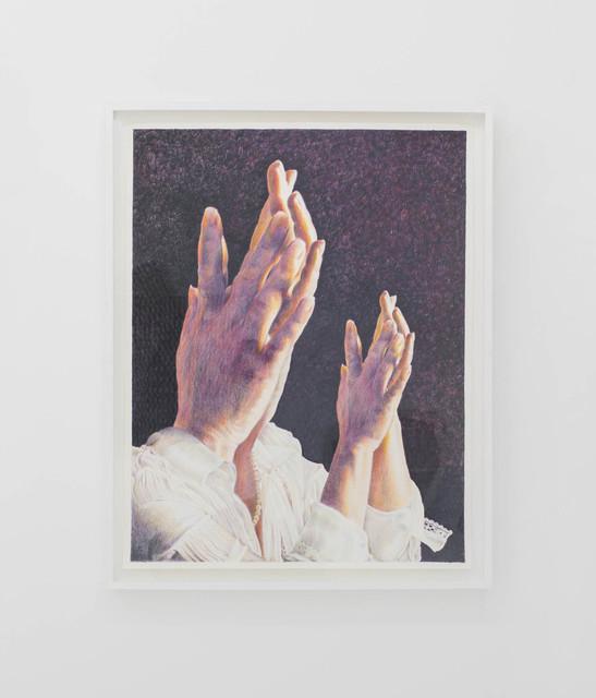 , 'Faith Face,' 2015, The Hole