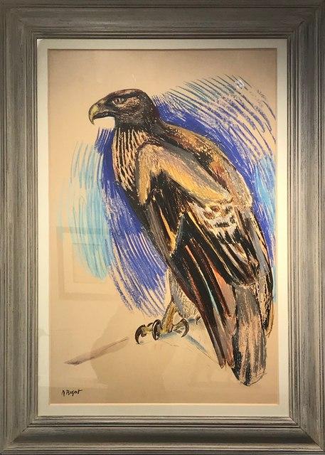 Raymond Bigot, 'Great Eagle', ca. 1935, Galerie Dumonteil