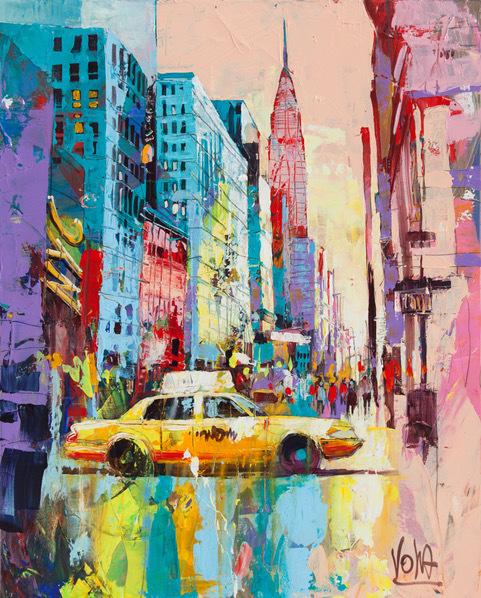, 'NYC 03,' 2018, ArtCatto
