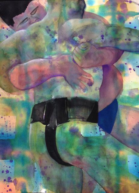 , 'Sumo 8,' 2016, Carter Burden Gallery
