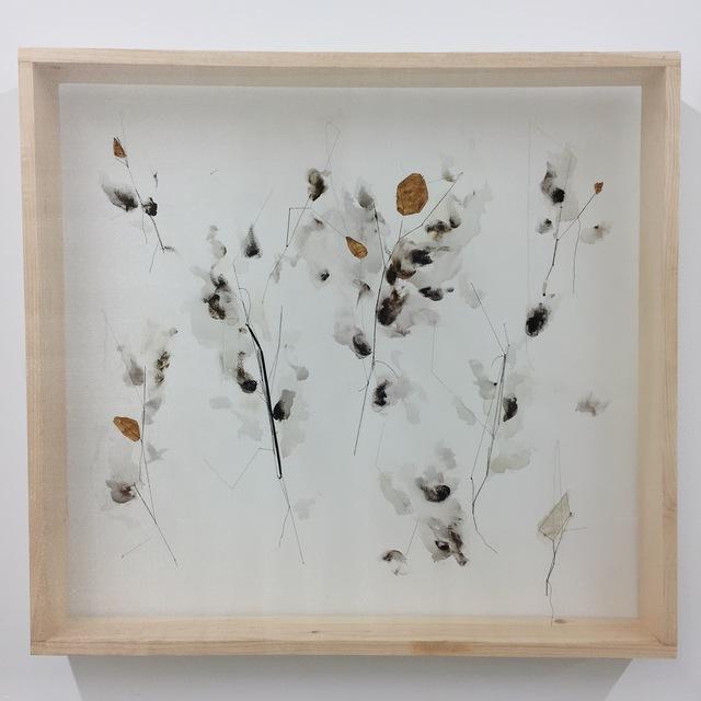 , 'Mad Black Formal Sunflower,' 2016, Seraphin Gallery