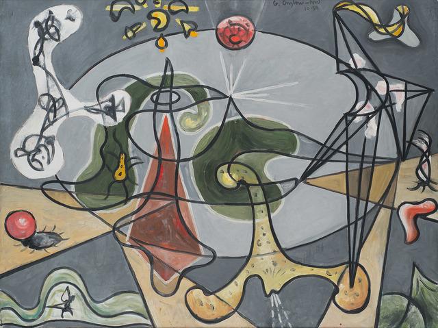 , 'Escape,' 1939, Weinstein Gallery