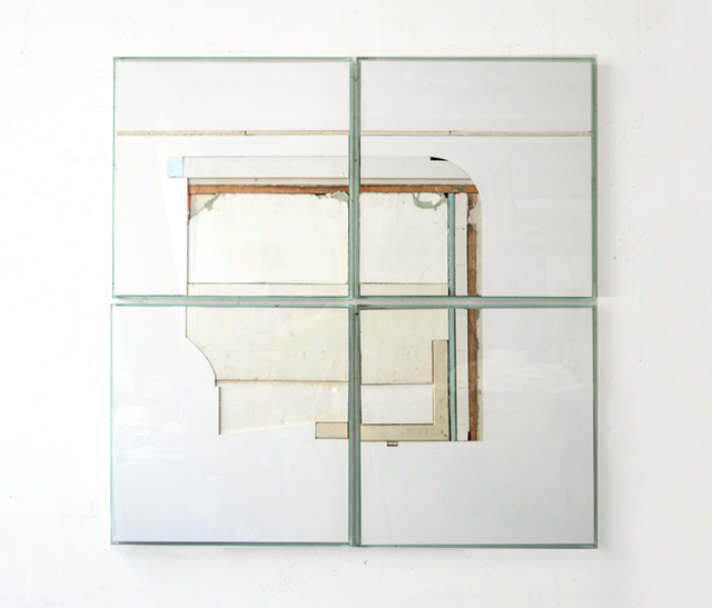 , 'a finite slice of infinite space #7,' 2017, galerie burster