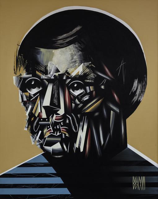 Bohdan Burenko, 'Angry Boy', 2017, Mirus Gallery