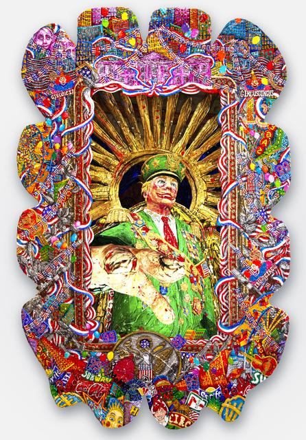 Federico Solmi, 'The Idolized Detractors', 2019, Luis De Jesus Los Angeles