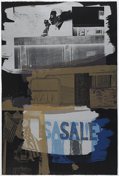 , 'Fence,' 1992, Gemini G.E.L. at Joni Moisant Weyl