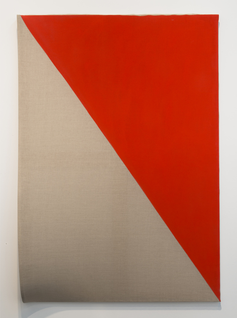 , 'Untitled (Cream Tone #6),' 2015, Nicelle Beauchene Gallery